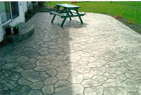 Concrete Patio Design Pictures Sted Concrete Patio Colors Car Interior Design