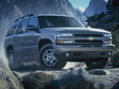 2002 chevrolet tahoe recalls cars com 2002 chevrolet tahoe reviews specs and prices cars com