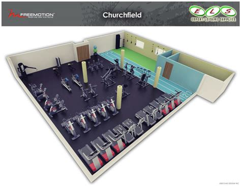 Gym Layout layout design of a gym decorin