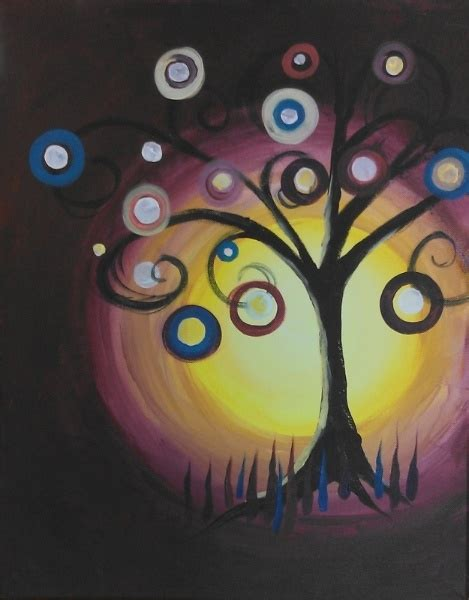 mi themes create tree of mystery a painting at painting escapes in
