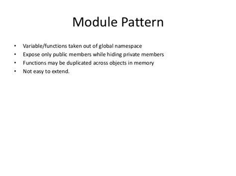 js module pattern constructor angularjs