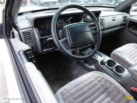 Jeep Grand Limited Interior 1995 Jeep Grand Laredo 4x4 Interior Photo