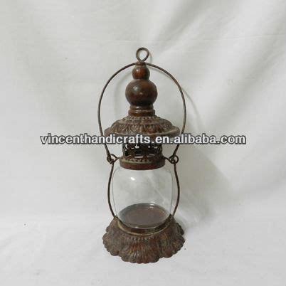 Tempat Lilin Model Gantung Bulat Dekorasi Lentera Rumah logam antik lu minyak tanah lentera tua tua lentera pemegang lilin id produk 1205226194