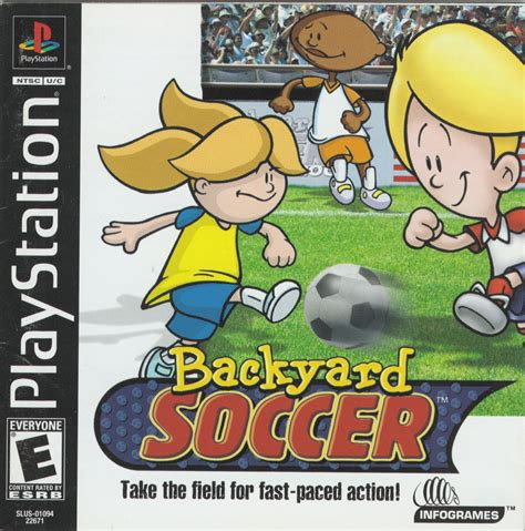 backyard soccer ps1 backyard soccer u iso download