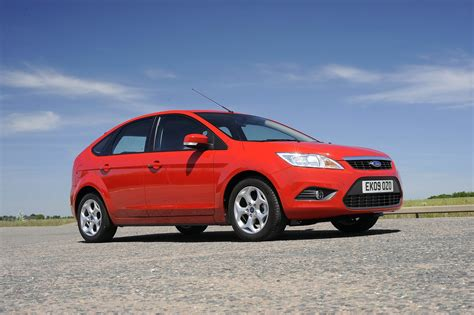 2005 Ford Focus Reviews by Ford Focus Hatchback 2005 2011 Photos Parkers