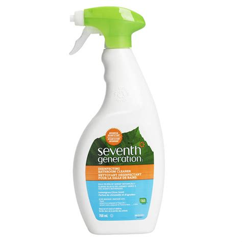 seventh generation bathroom cleaner 768ml drugs