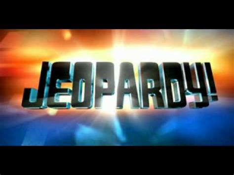 jeopardy theme music youtube current jeopardy theme song youtube