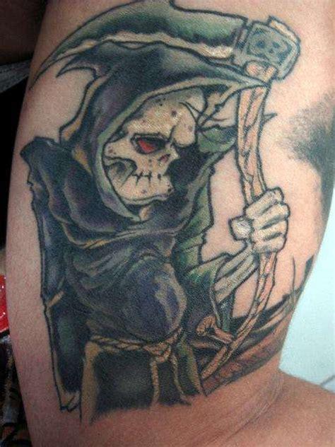 grim reaper tattoo designs free grim reaper tattoos