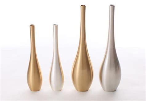 Vintage Brass Vase Vase In Silber Der Hingucker Auch In Ihr Zuhause