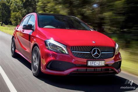 mercedes a class mercedes a class 2016 review motoring au