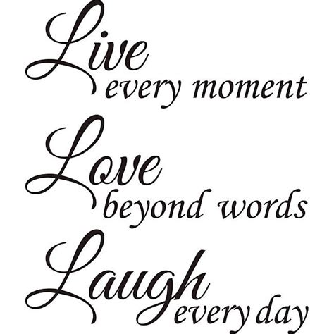 design  style  love laugh vinyl wall art quote  shipping  orders