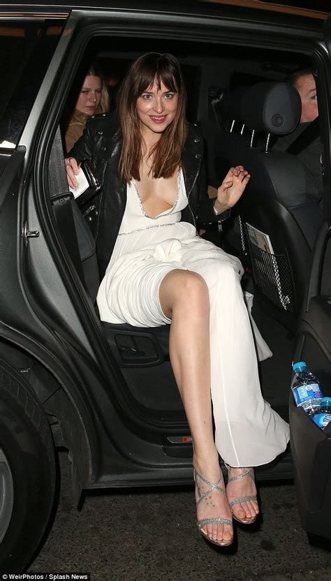 fifty shades of grey film premiere london fifty shades of grey s dakota johnson used bum double for