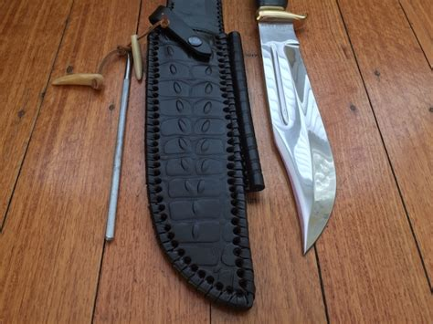 the outback bowie knife knives outback eclipse big bowie