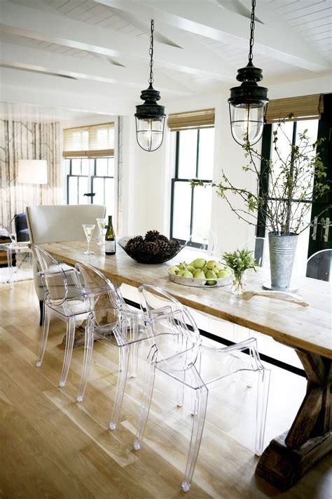 clear dining room table best 25 clear chairs ideas on pinterest ikea clothes