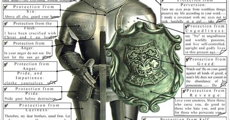 golden of grace tracts armor of god
