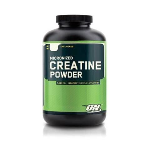 creatine half is there a way to how your will cope with