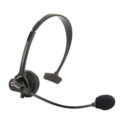 Mic Office Cellet 3 5mm Free Headset With Boom Mic For Home