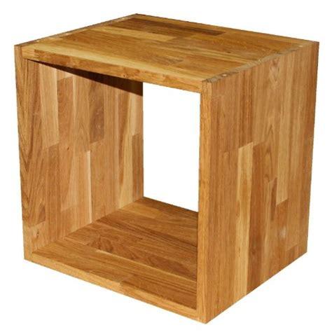 regal cube eiche holz raumteiler und weitere regale g 252 nstig