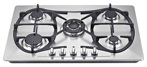 piano cottura in acciaio piani cottura in acciaio componenti cucina piani