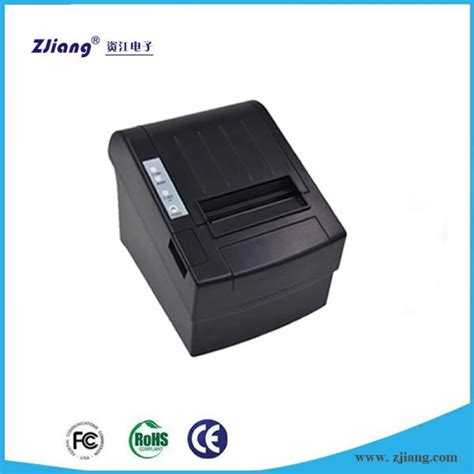 10 Inch Thermal Printer Pos Machine For Sale direct thermal receipt printer usb docket printer for point of sale pos system zj 8220 of