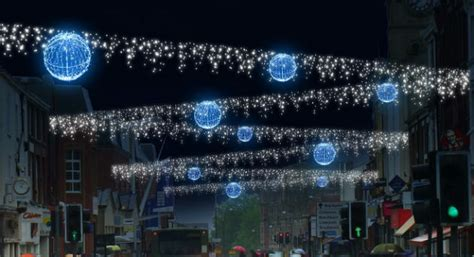 how preston s new christmas lights could look blog preston