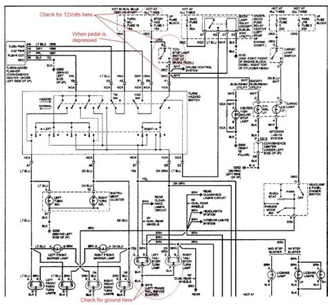 2001 gmc 2500 light wiring diagram free