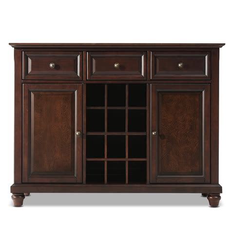 westin dining room sideboard value city furniture viva sideboard value city furniture