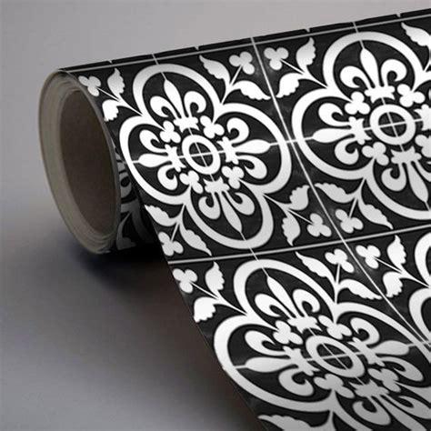 Vinyl Aufkleber Fliesen by Vinyl Floor Tile Sticker Floor Decals Carreaux Ciment