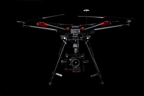 Dji M600 the dji m600 benefits from hasselblad s expertise