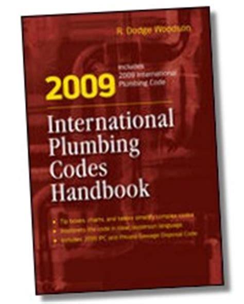 International Plumbing Code 2009 by 2009 International Plumbing Code Ipc Need To