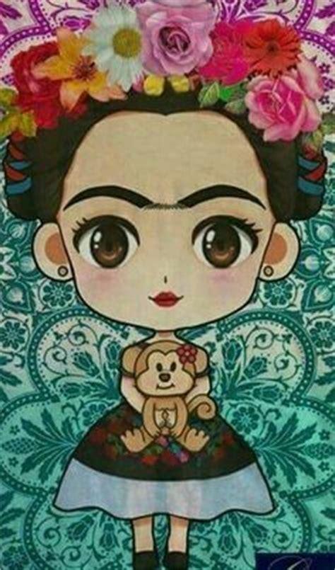 imagenes de frida kahlo kawaii 1000 images about me llamo frida on pinterest frida