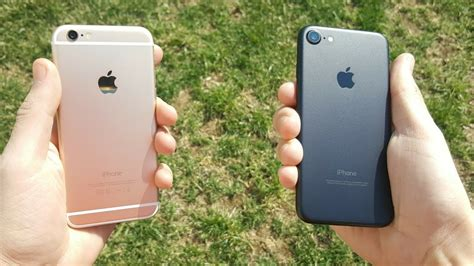 v iphone 6 iphone 6 vs iphone 7 should you upgrade