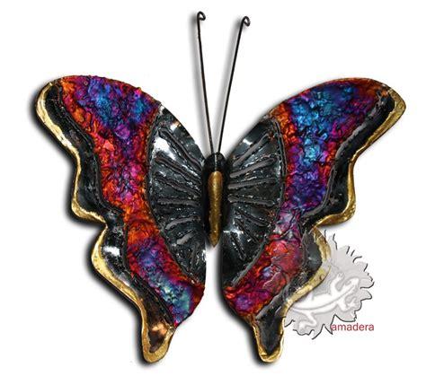 Decor Papillon by Papillon En M 233 Tal D 233 Coration D Int 233 Rieur Id 233 E Cadeau