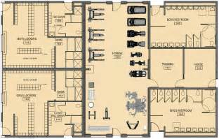 fitness center floor plan fitness center and core renovation caign