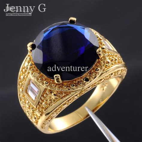 Blue Safir Sapphire 3 15ct size 9 13 g jewelry big 15ct blue sapphire gemstone