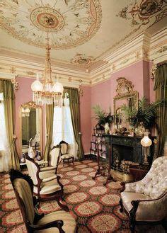 victorian house interior colors plantation interiors photos stanton hall antebellum home natchez mississippi usa parlor