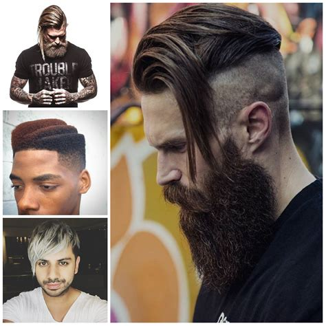 old rock hairstyles guys fade haircut 2016 medium hairs picture gallery