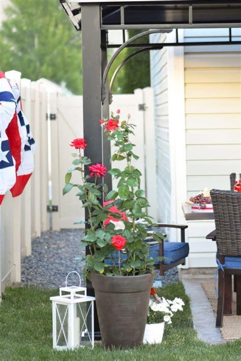4th of july backyard decorations kara s party ideas 4th of july backyard patio barbeque