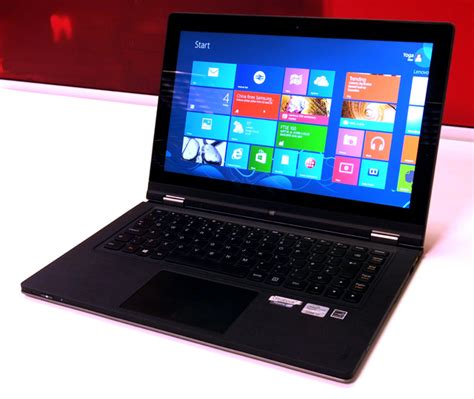Lenovo Windows 8 review lenovo ideapad 13 windows 8 convertible ultrabook the register