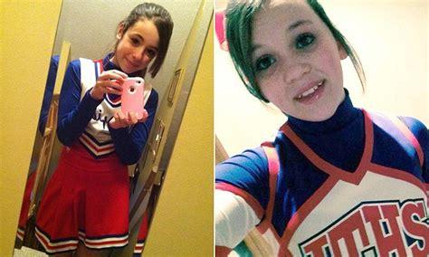two jim thorpe area high cheerleaders killed in
