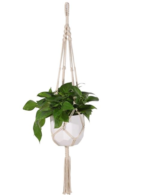 Rope For Hanging Plants - buy wholesale plant hangers from china plant
