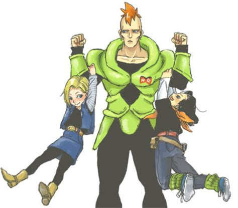 android 17 and 18 android 18 17 and 16 www pixshark images galleries with a bite