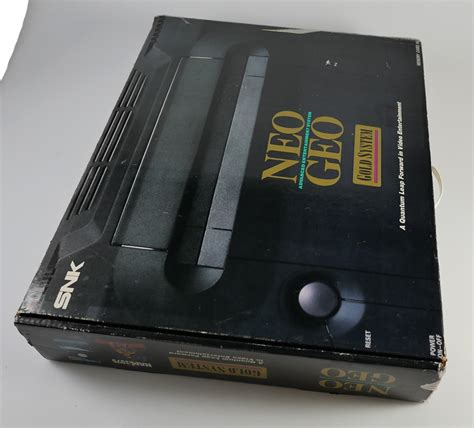 neo geo console neostore u s gold system neo geo aes