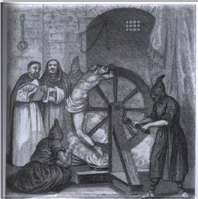 Quais Foram As Torturas Realizadas quais foram as piores torturas da santa inquisi 231 227 o pq