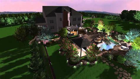 3d landscape design virtual presentation studio presents virtual presentation studio virginia in 3d landscape