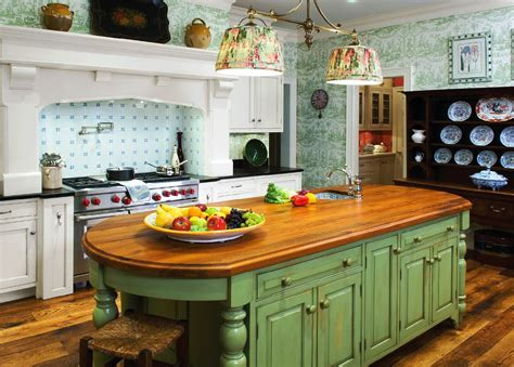 cozy kitchen ideas remodeling your kitchen with flea market flair ideas for