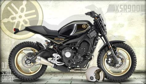 yamaha xsrfaster sonsspecial motorcyclesstreet