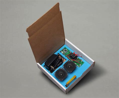 bluetooth speaker   diy kit