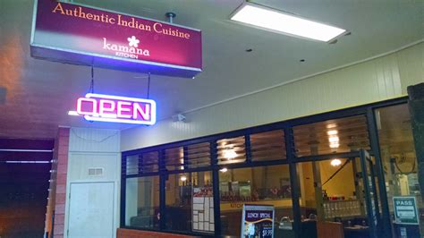 Kamana Kitchen Hilo kamana kitchen now serving traditional indian cuisine in
