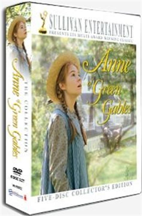 anne of green gables 20th anniversary collectors edition sullivan shop anne collection